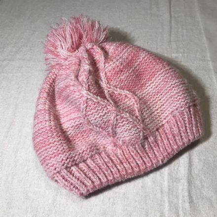 12-18 Girls Bobble Hat
